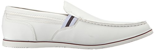 On White Stacy Stacy Loafer Coy Adams Adams Mens Coy Mens Slip wvHw8f