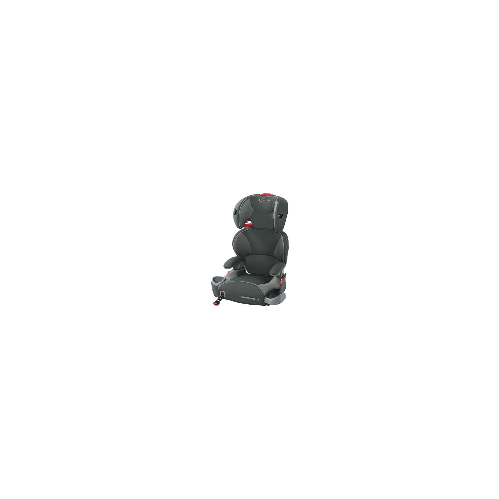 Graco TurboBooster LX High Back Booster Seat with Latch System, Cutler