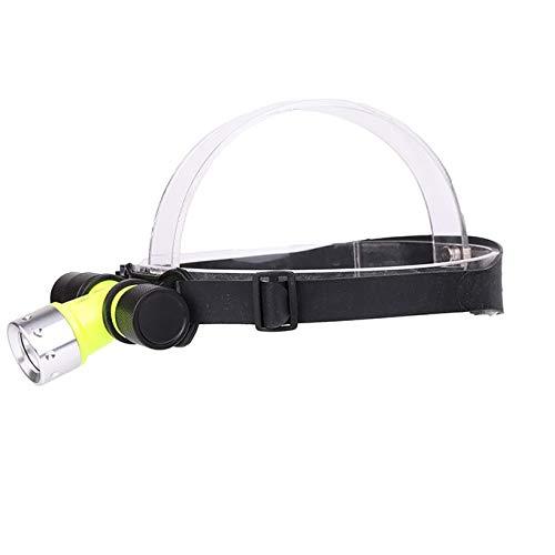 Waterproof XML T6 3 modes Diving Headlight Headlamp Underwater Swimming Dive Head Light Torch Lamp Lighting Flashlight #sx (Flashlight Sx)
