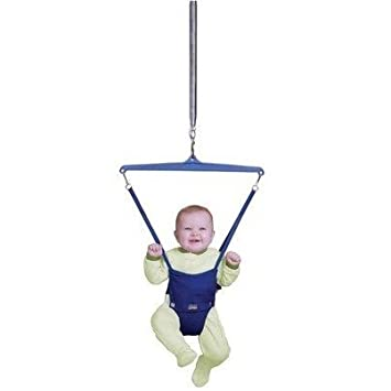 9d4afd9d4980 Amazon.com   Jolly Jumper Exerciser with Door Clamp by Jolly Jumper ...
