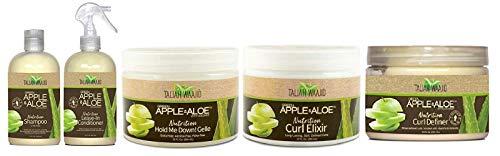 Taliah Waajid Green Apple & Aloe With Coconut Combo