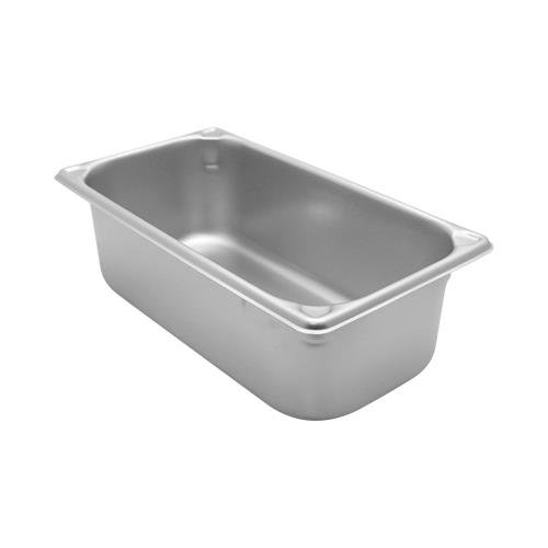 Vollrath (30342) 4'' Deep Super Pan V Stainless Steel Third-Size Steam Table Pan by Vollrath (Image #1)