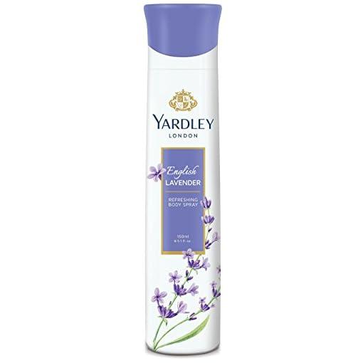 Yardley London English Lavender Refreshing Deo For Women