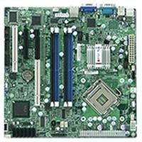 Supermicro X7SBL-LN1-B LGA775/ Intel 3200/ FSB 1333/ DDR2-800/ RAID/ V&GbE/ MATX Server Motherboard