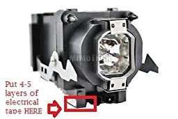 com fi lamps compatible with sony kdf e42a10 tv replacement lamp. Black Bedroom Furniture Sets. Home Design Ideas