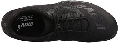 Inov-8 Para Hombre F-lite 250 Con Ripstop Cross-trainer Shoe All Black