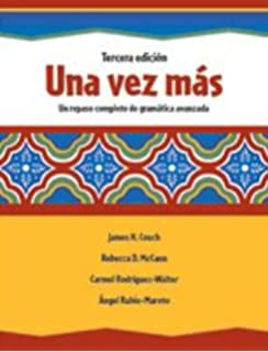 Amazon tringulo aprobado spanish edition 9781938026416 una vez mas c2009 student edition softcover fandeluxe Image collections