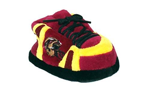 92096887f0f57 FSU03PR - Florida State Seminoles NCAA Happy Feet Baby Slippers