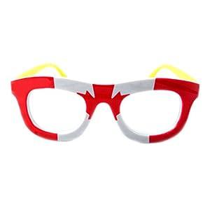 D.King Kids Cute National Flag Eyeglasses Full Rim Frame Children Glasses Frames Canada