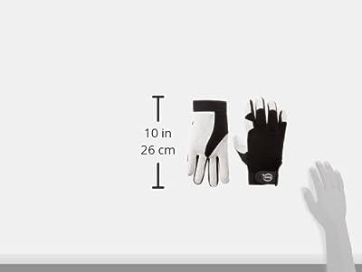 Boss Gloves Guard White Goatskin Palm Glove