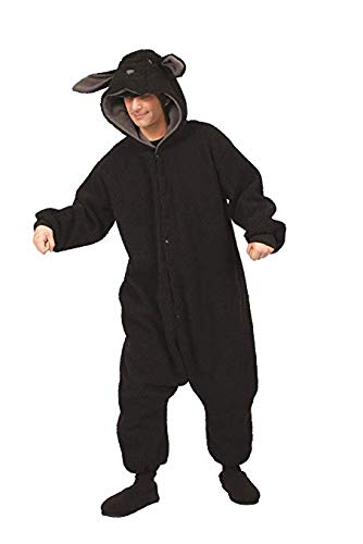 Black Sheep Costumes (RG Costumes Men's Wooly The Black Sheep, One)