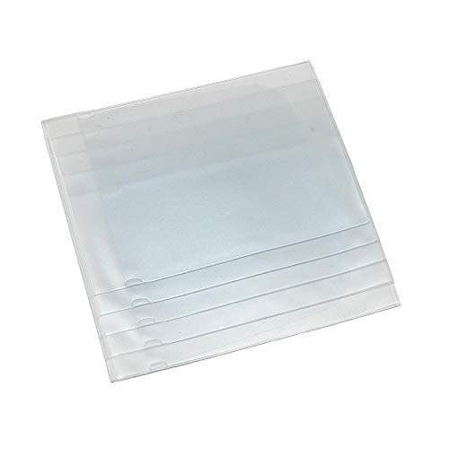 Buxton Stacked Window Inserts for Credit Card and Hipster Wallets (Pack of 3)