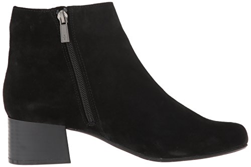 Low Bootie Boot Black Cole Heel Women's Road Ankle with Kenneth Block REACTION S8ZxBqWwF