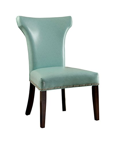 Furniture America Pewter Nailhead Turquoise product image