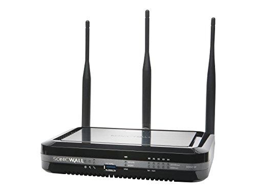 SonicWall | TZ SOHO-W Security Wireless VPN Firewall