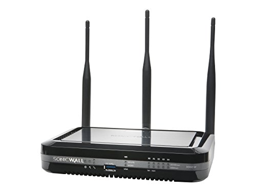 SonicWall | SOHO Wireless-N | 01-SSC-0218 | Security VPN Firewall