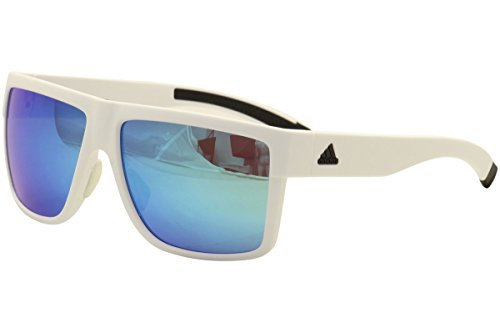 Adidas lunettes A4273Matic White Blue 6065
