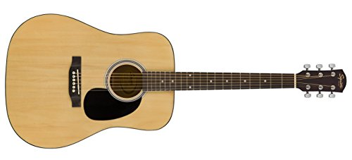 fender acoustic guitar small - 7