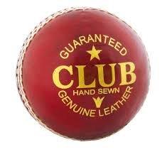 Readers Club Cricket-Ball,/Packung mit 6 B/ällen