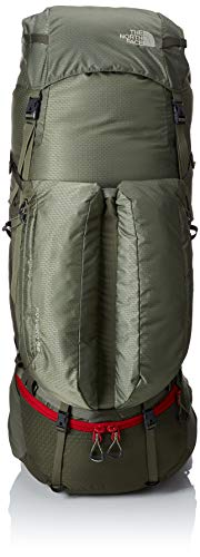 The North Face Fovero 85 Hiking Backpack Grape Leaf/Deep Lichen Green L/XL