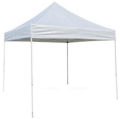 ProSource Easy Pop Up Tent Instant Canopy - 10 x 10