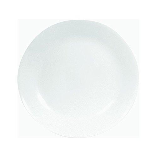 Corelle 6003893 Winter Frost White 10-Inch Plate (4) by Corelle