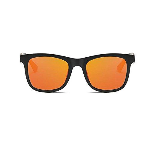 Retro para Vidrios Conducción sol 4 Protección 4 Ojos De Moda Anti Deporte Polarizados Gafas de Hombre De Los Color Gafas HD Gafas Reflejante Gafas De YQQ Sol F0nZWRqw