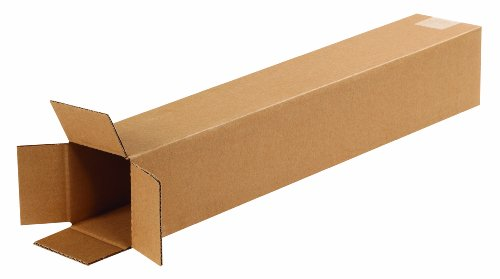 Aviditi 4424 Tall Corrugated Box, 4