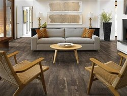 "Shaw Floors Premio Plank 5.83"" Luxury Vinyl Tile Flooring Fresco Sample"