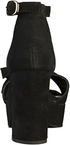 Sandale PMS 20828801 SPM Femmes Noir OfZtqfxw