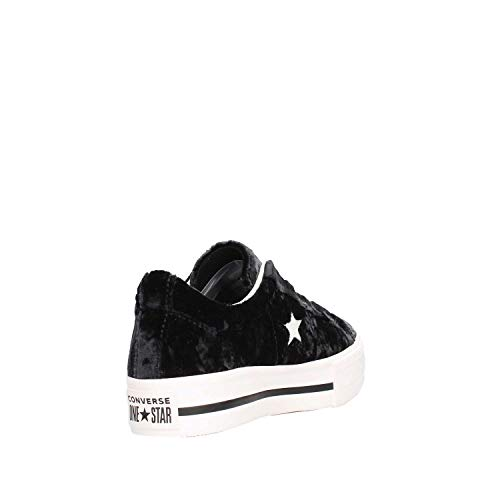 White Platform Ginnastica black Converse Scarpe Star Multicolore black 001 Donna Ox Lifestyle One Basse Da snow CxxOatqw