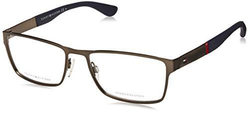 Eyeglasses Tommy Hilfiger Th 1543 0R80 Semi Matte Dark Ruthenium