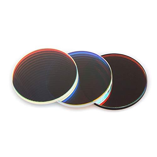 FidgetGear OPTOLONG 36mm H-Alpha 7nm SII-CCD 6.5nm OIII-CCD 6.5nm Narrow-Band Filters Set ()