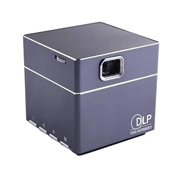 Amazon.com: cubeta móvil portátil Proyector de LED: Electronics