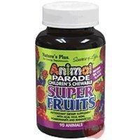 Animal de défilé Super Fruits - 90 - Croquer