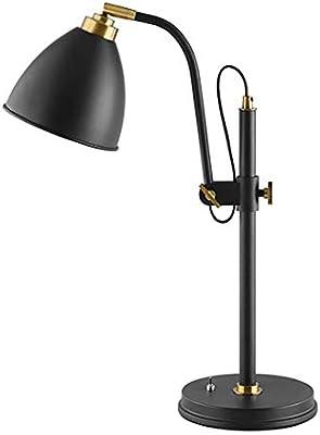 Lámpara de Escritorio Antigua Ajustable Hacia Arriba Y Hacia Abajo ...