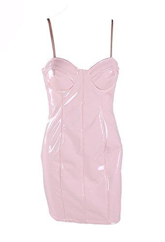 Missord - Vestido - Noche - Sin mangas - para mujer Rosa