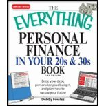 img - for The Everything Personal Finance in Your 20s and 30s by Fowles, Debby. (Adams Media,2008) [Paperback] 2ND EDITION book / textbook / text book