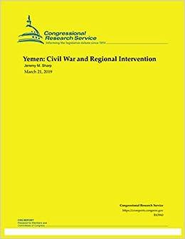 Descargar Yemen: Civil War And Regional Intervention Epub