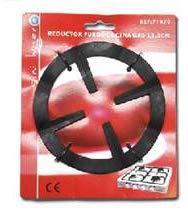 Sini Reductor Fuego Cocina Gas 13,3cm