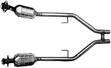 AP Exhaust 643008 Catalytic Converter