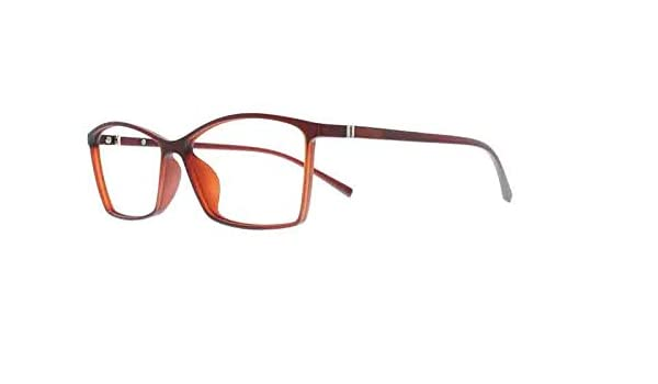 10fd1038bf Amazon.com  EyeBuyExpress Bifocal Reading Glasses Mens Womens Matte Brown  Rounded Rectangle  Health   Personal Care