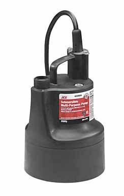 Utility Pump (GFU110-APL) by Wayne