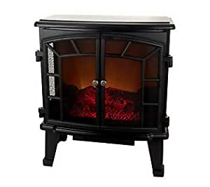 Amazon Com Duraflame Large Electric Stove Heater With
