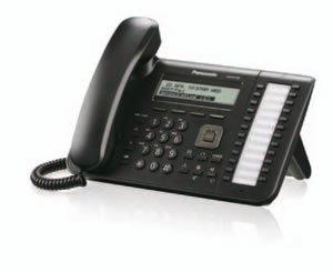 Panasonic KX-UT133-B Phone ()