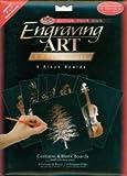 Bulk Buy: Royal Brush (3-Pack) Foil Engraving Art Blank Boards 5in. x 7in. 6/Pkg Copper BEF57-COPF