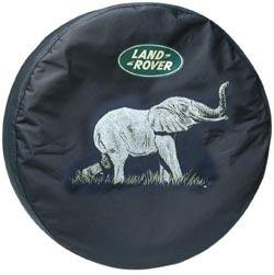 Genuine Land Rover LRN50230 Elephant Soft Vinyl Spare Tire Cover for Discovery