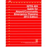 Read Online NFPA 424 - Guide to Airport/Community Emergency Planning, 2013 Edition ebook