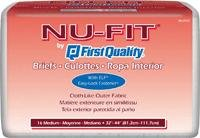 Prevail Nu-Fit Adult Diapers, Medium, 16 Count