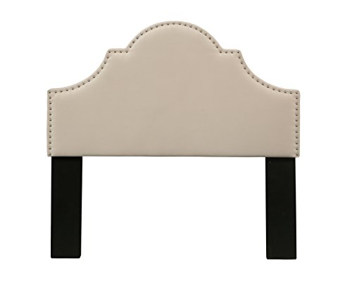 Republic Design House Portman Headboard, Ivory, Eastern King/California King